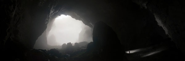 Son Doong cave in vietnam