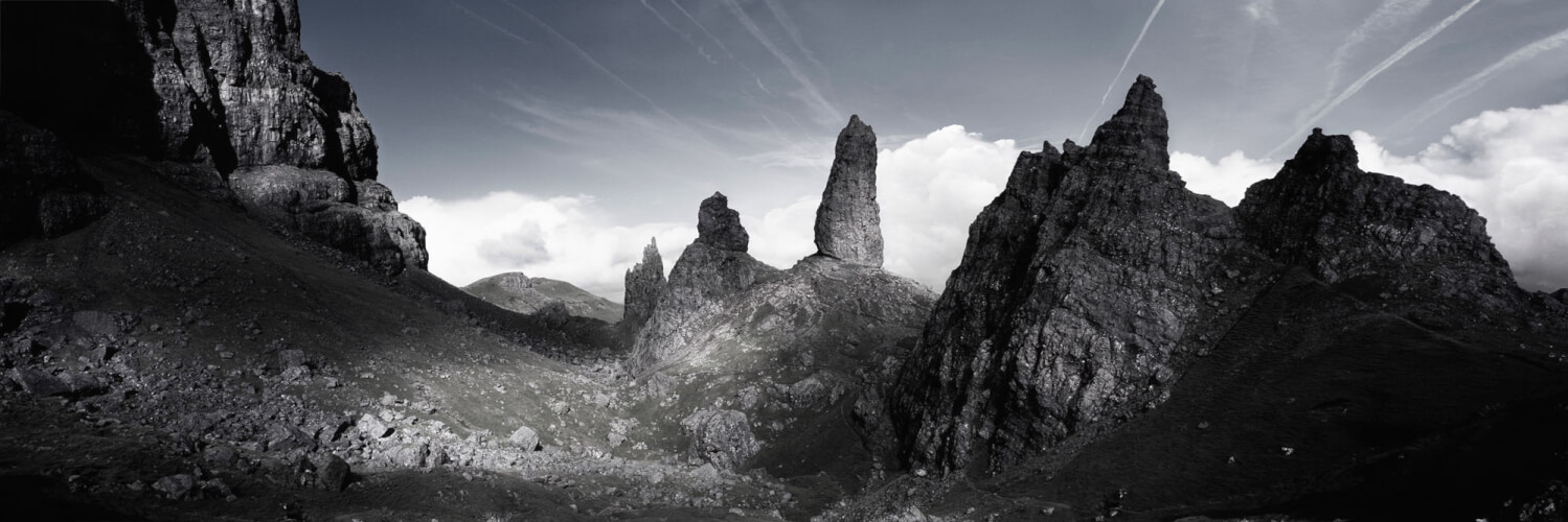 The storr Isle of skye scotland landscape