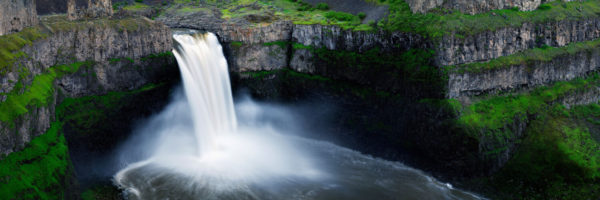 Palouse Falls Canyon