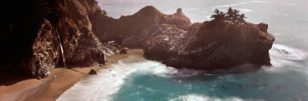 Mcway falls beach