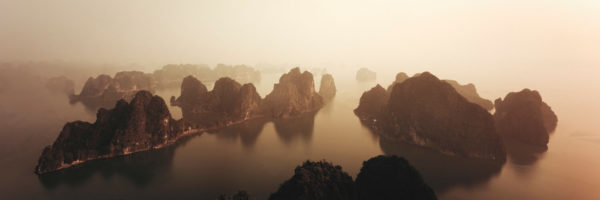 Endless Peaks of Ha Long Bay