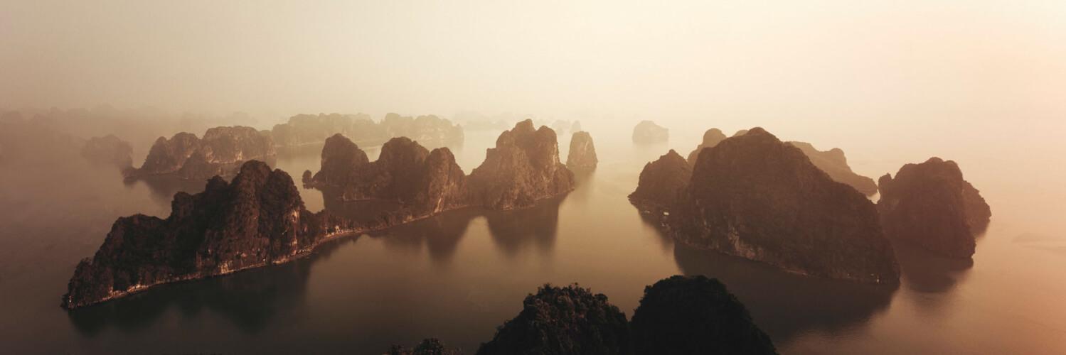 Endless Peaks of Ha Long Bay