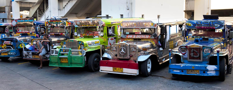 Five nights in Manila, Philippines