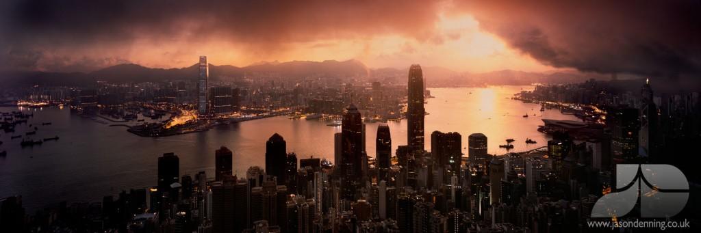 HONG KONG DAY 1 SUNRISE