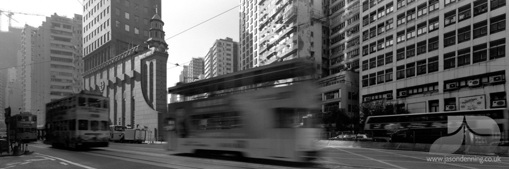 HONG KONG TRAM 2