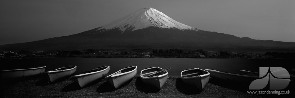 MOUNT FUJI LAKE BOATS