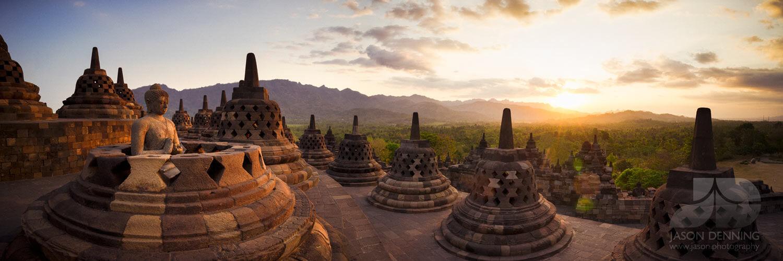 Java Indonesia Sunrise