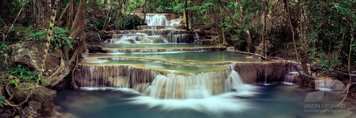Waterfalls, Fishing Villages and Wild Elephants of Thailand
