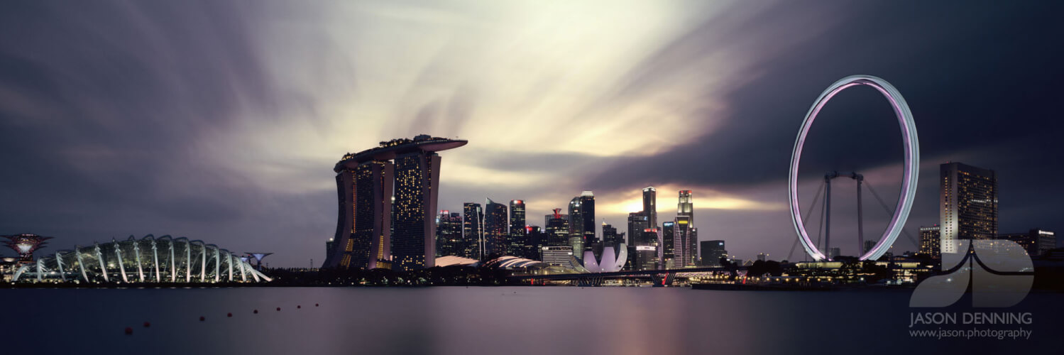 3 Years in Singapore!
