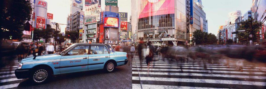 Joan pedestrian crossing