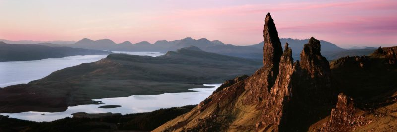 Islye of Skye Sunrise