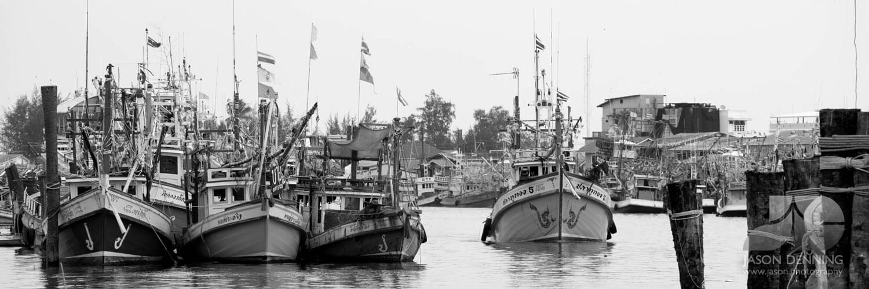 Thailand Coast Pranburi