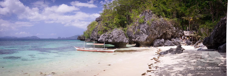 El nido beach philippines