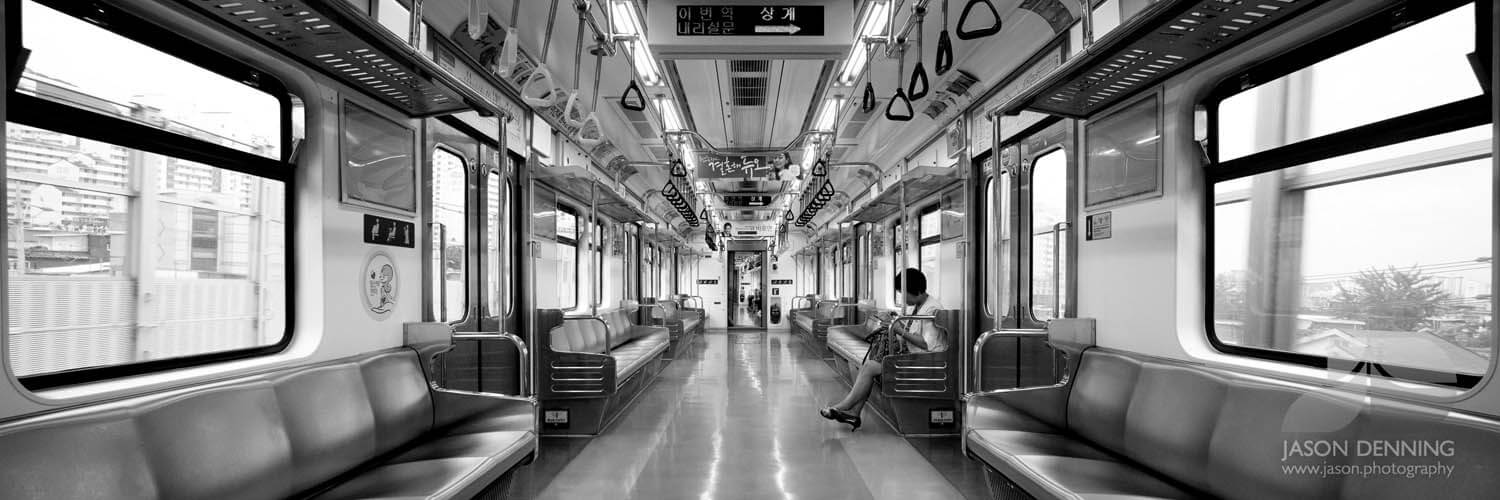 Seoul Subway south korea