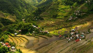 Banaue Rice Terraces – Philippines