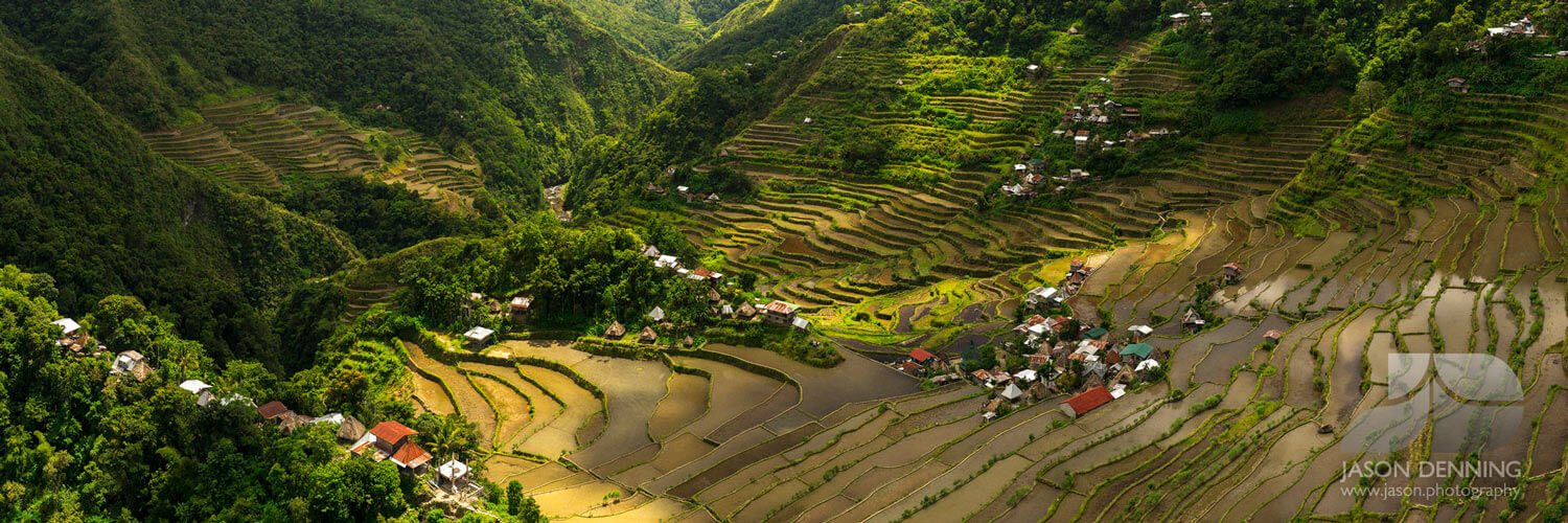 Banaue Rice Terraces – Philippines