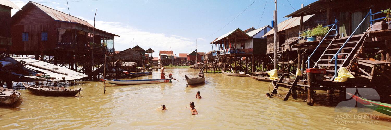 Kâmpóng Khleang village