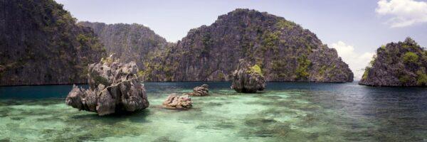 Palawan coast