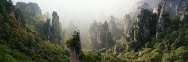 avatar mountains china