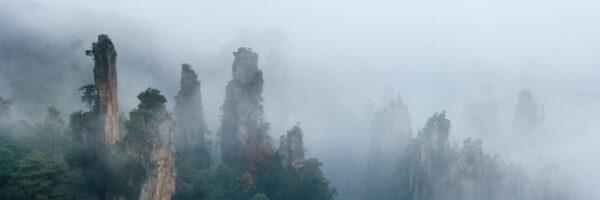 avatar mountains china