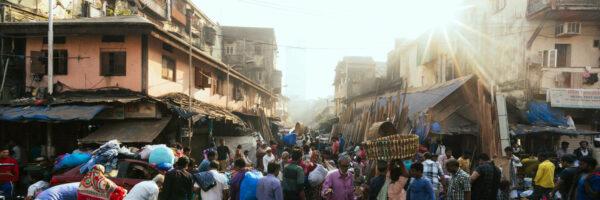 Mumbai market bombay