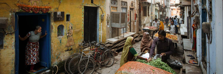 India holy city