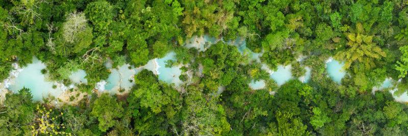 Luang Prabang Loas Drone