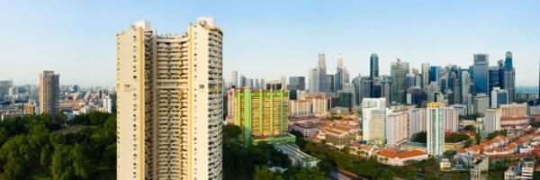 Architecture panoramic