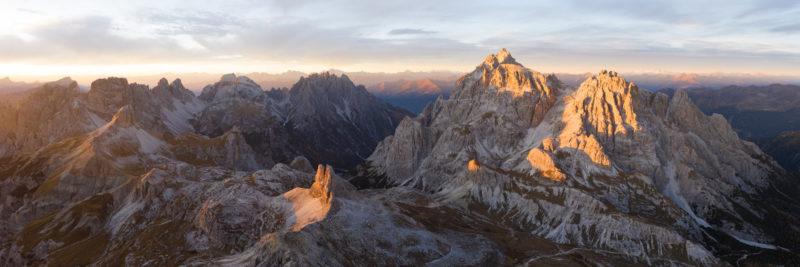 Tre cime di Lavaredo italy