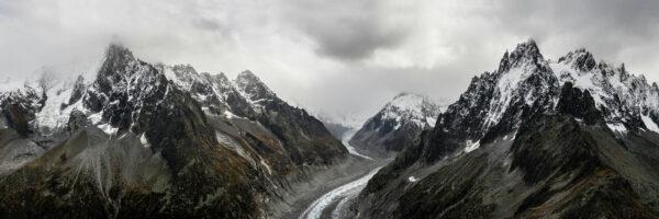 Mer de glace charmonix france
