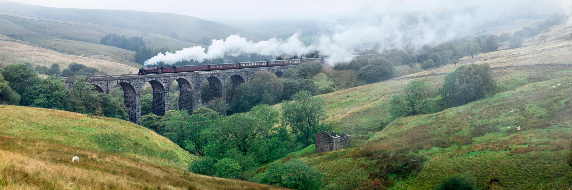 Dent head viaduct England