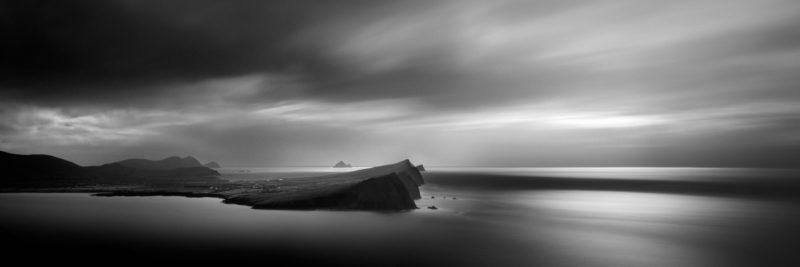 sea head Wild Atlantic way print Ireland