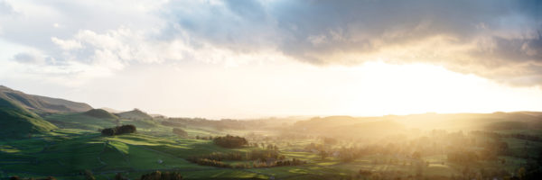 Yorkshire Dales hills