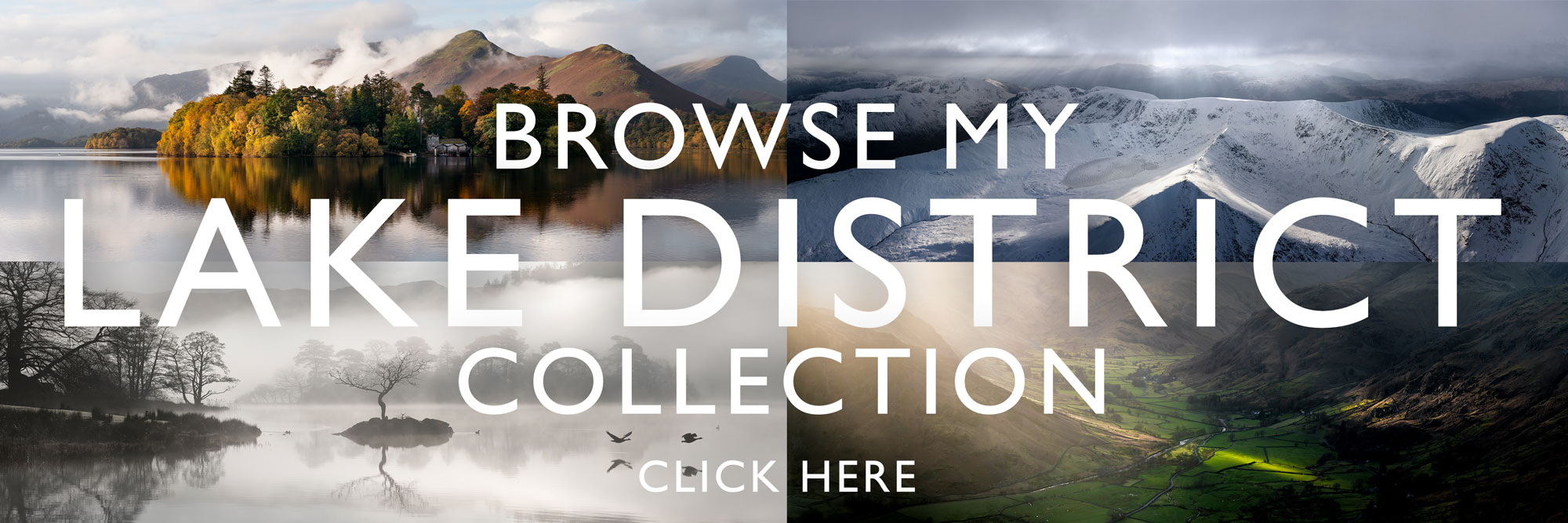 Lake District photography collection