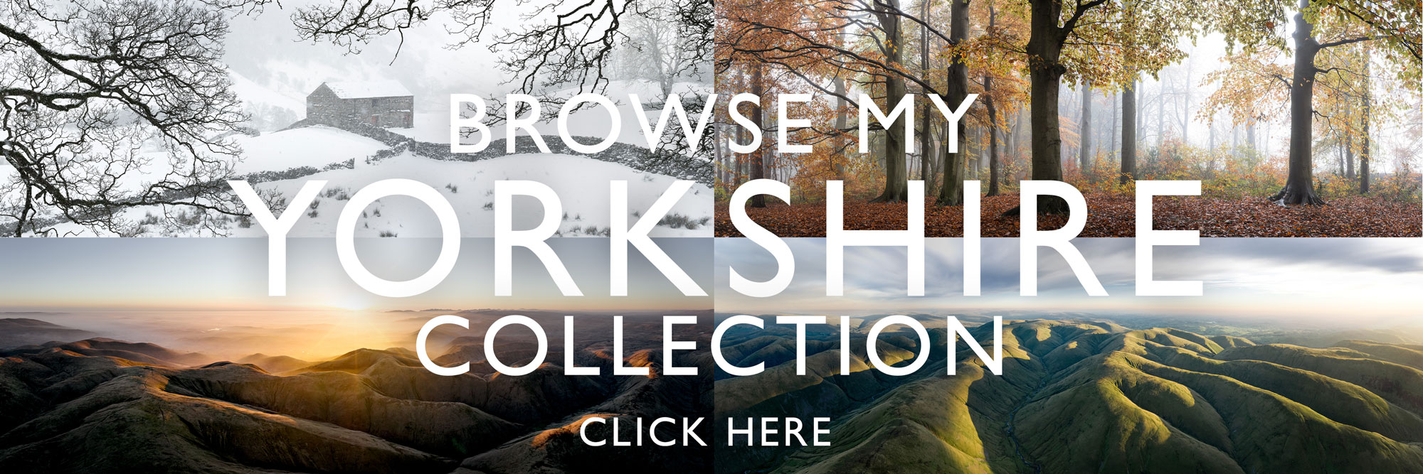 Yorkshire Dales photography gallery