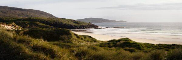 isle of Barra sand dunes