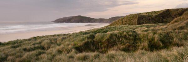 Isle of Barra east beach scotland